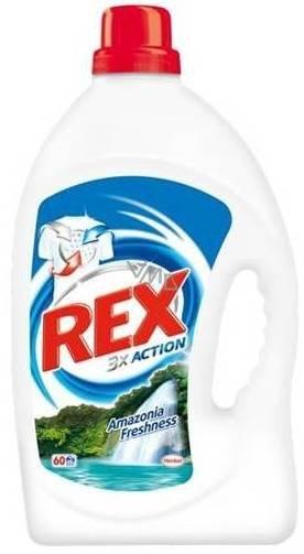 Amazonia Freshness gel na praní bílého prádla 1 l