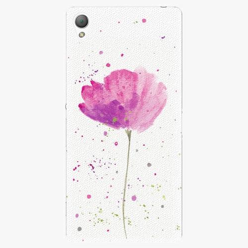 Plastový kryt iSaprio - Poppies - Sony Xperia Z3