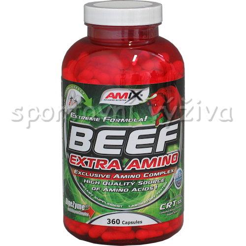 Beef Extra Amino 360 kapslí