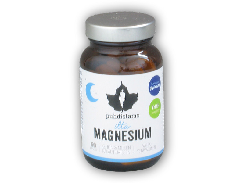 Night Magnesium (Hořčík) 60 kapslí