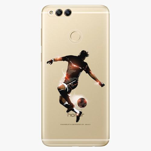 Plastový kryt iSaprio - Fotball 01 - Huawei Honor 7X