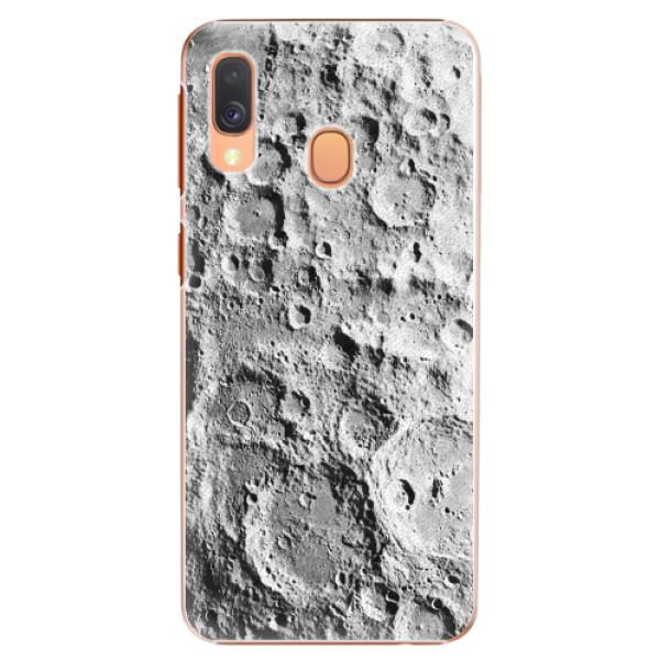 Plastové pouzdro iSaprio - Moon Surface - Samsung Galaxy A40