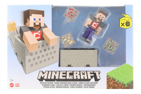 Minecraft 8 cm Minecraf Mayhem GVL55