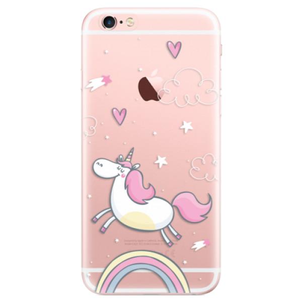 Odolné silikonové pouzdro iSaprio - Unicorn 01 - iPhone 6 Plus/6S Plus