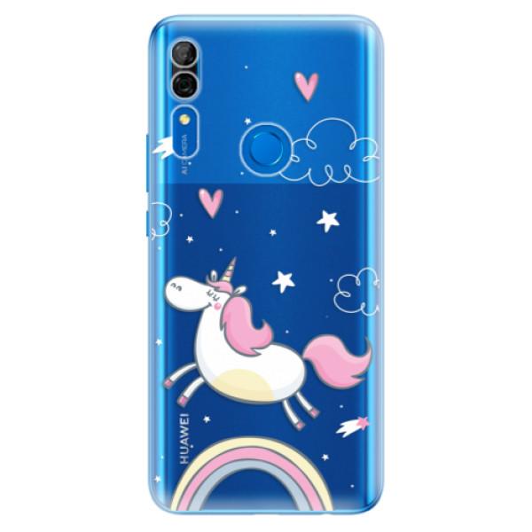 Odolné silikonové pouzdro iSaprio - Unicorn 01 - Huawei P Smart Z