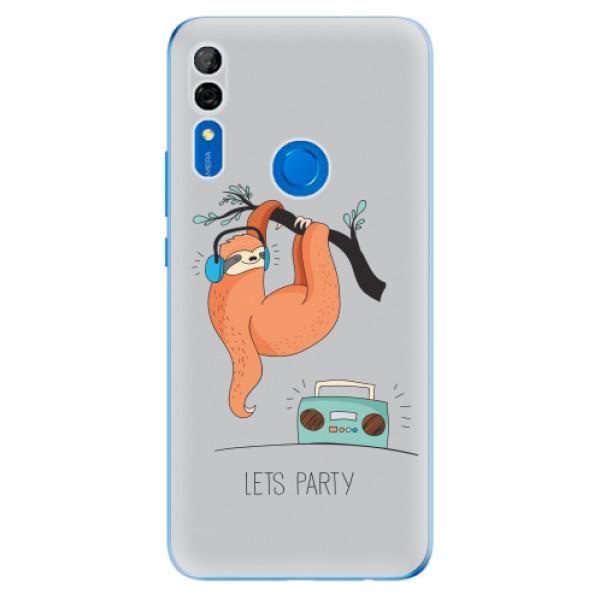 Odolné silikonové pouzdro iSaprio - Lets Party 01 - Huawei P Smart Z