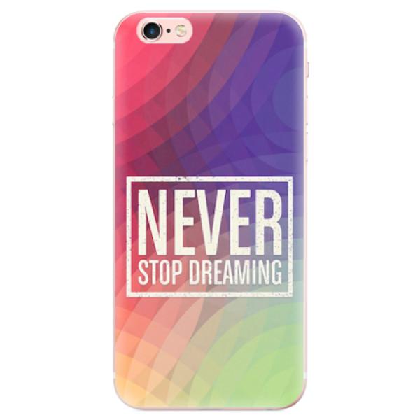 Odolné silikonové pouzdro iSaprio - Dreaming - iPhone 6 Plus/6S Plus