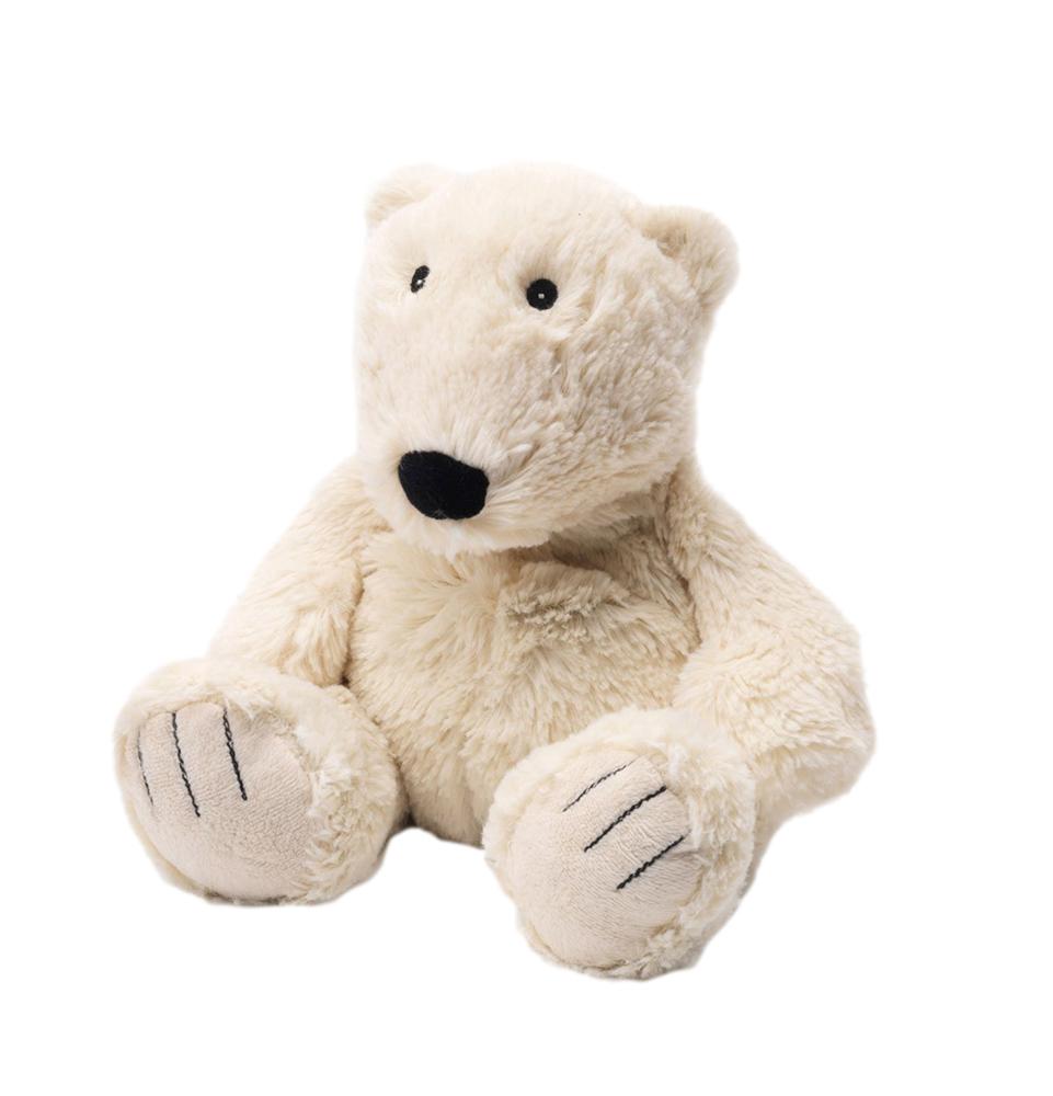 - Hřejivý lední medvídek