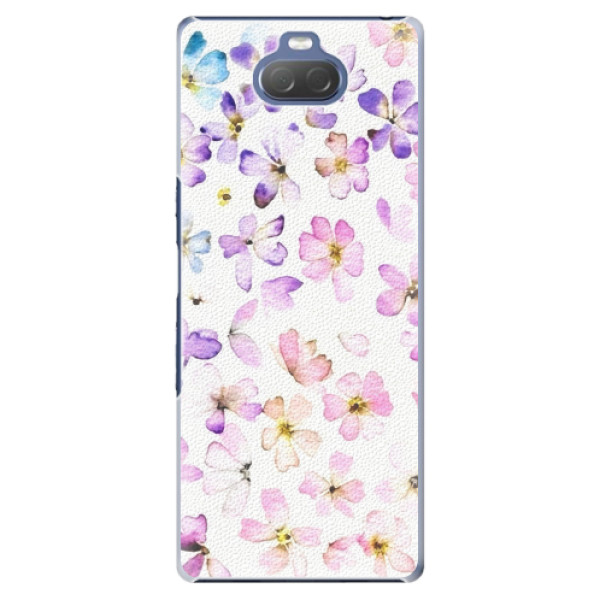 Plastové pouzdro iSaprio - Wildflowers - Sony Xperia 10 Plus