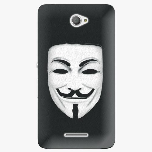 Plastový kryt iSaprio - Vendeta - Sony Xperia E4