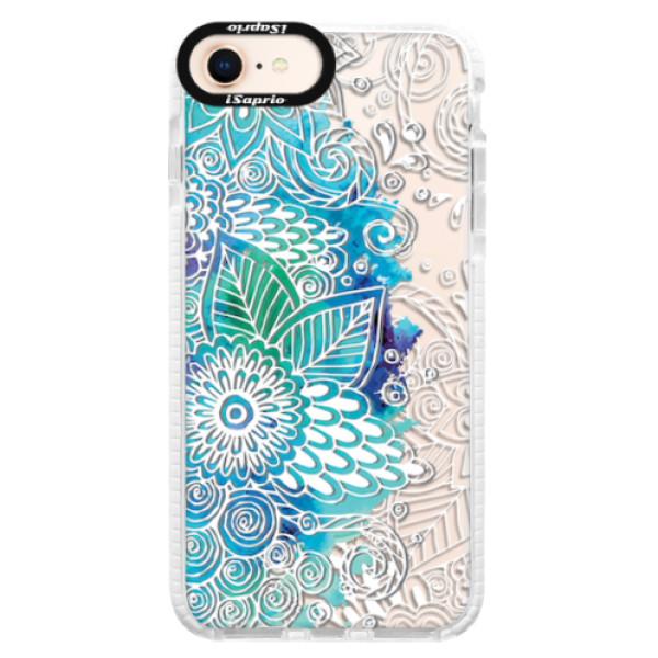 Silikonové pouzdro Bumper iSaprio - Lace 03 - iPhone 8