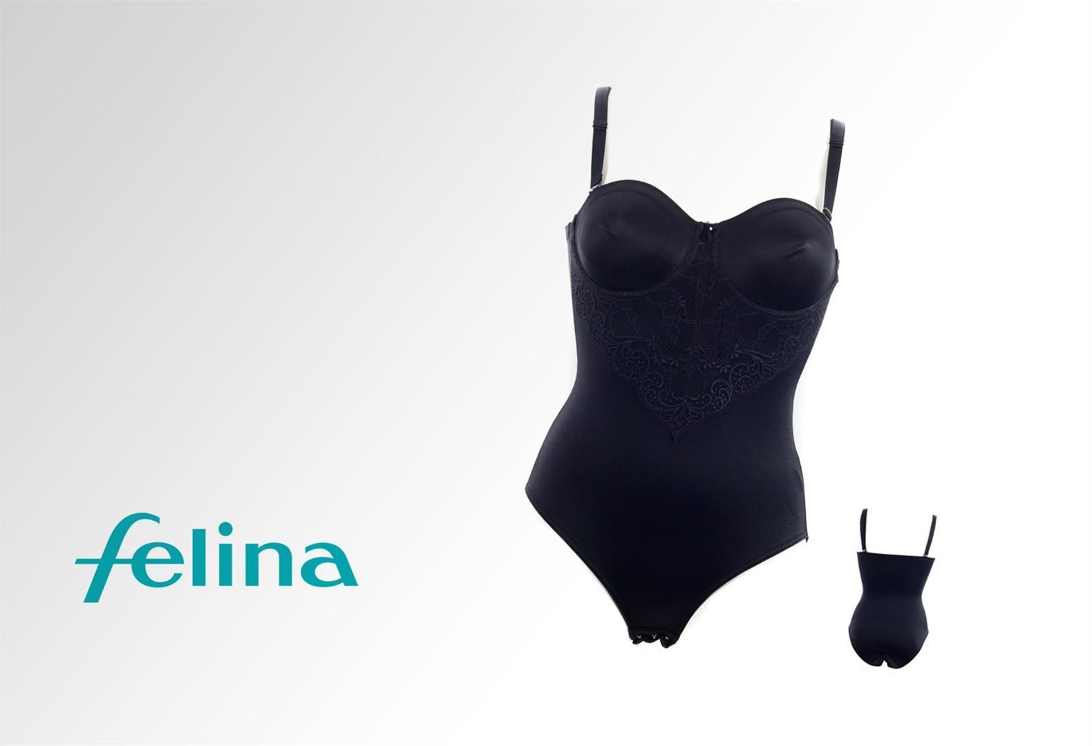 Body Mariage 5153 - Felina - Černá/75C