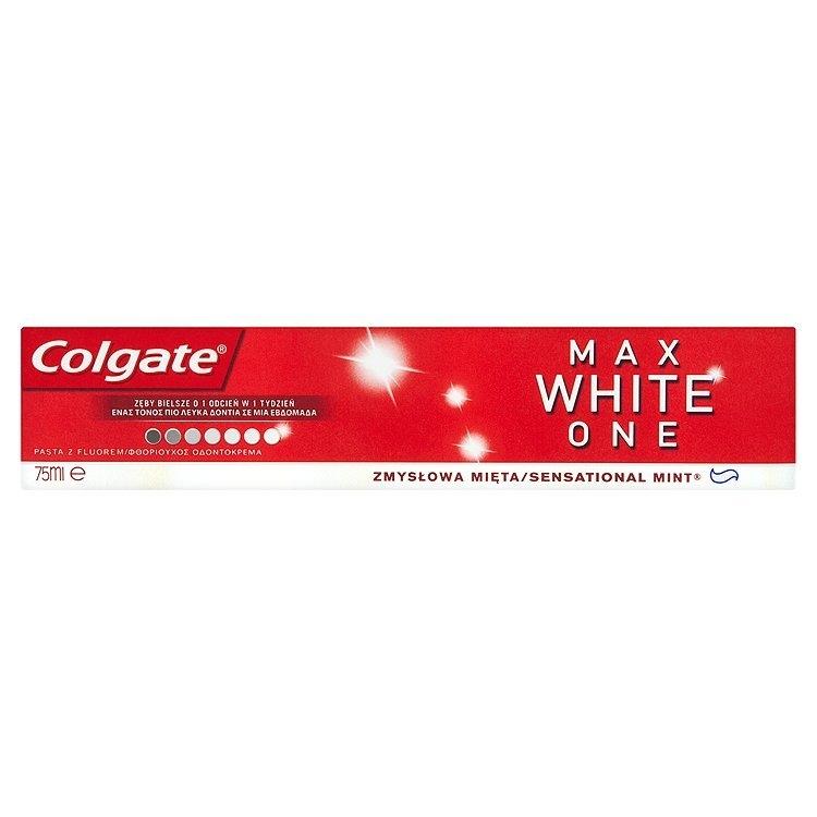 Max White One Zubní pasta 75 ml