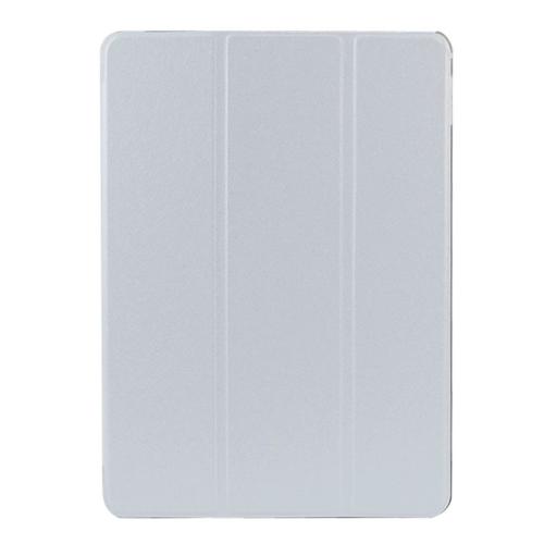 Kožený kryt / pouzdro Smart Cover iSaprio pro iPad Air 2 bílý