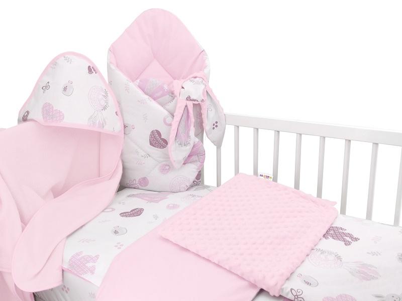 Baby Nellys 6-ti dílná výhod. sada s dárkem pro miminko