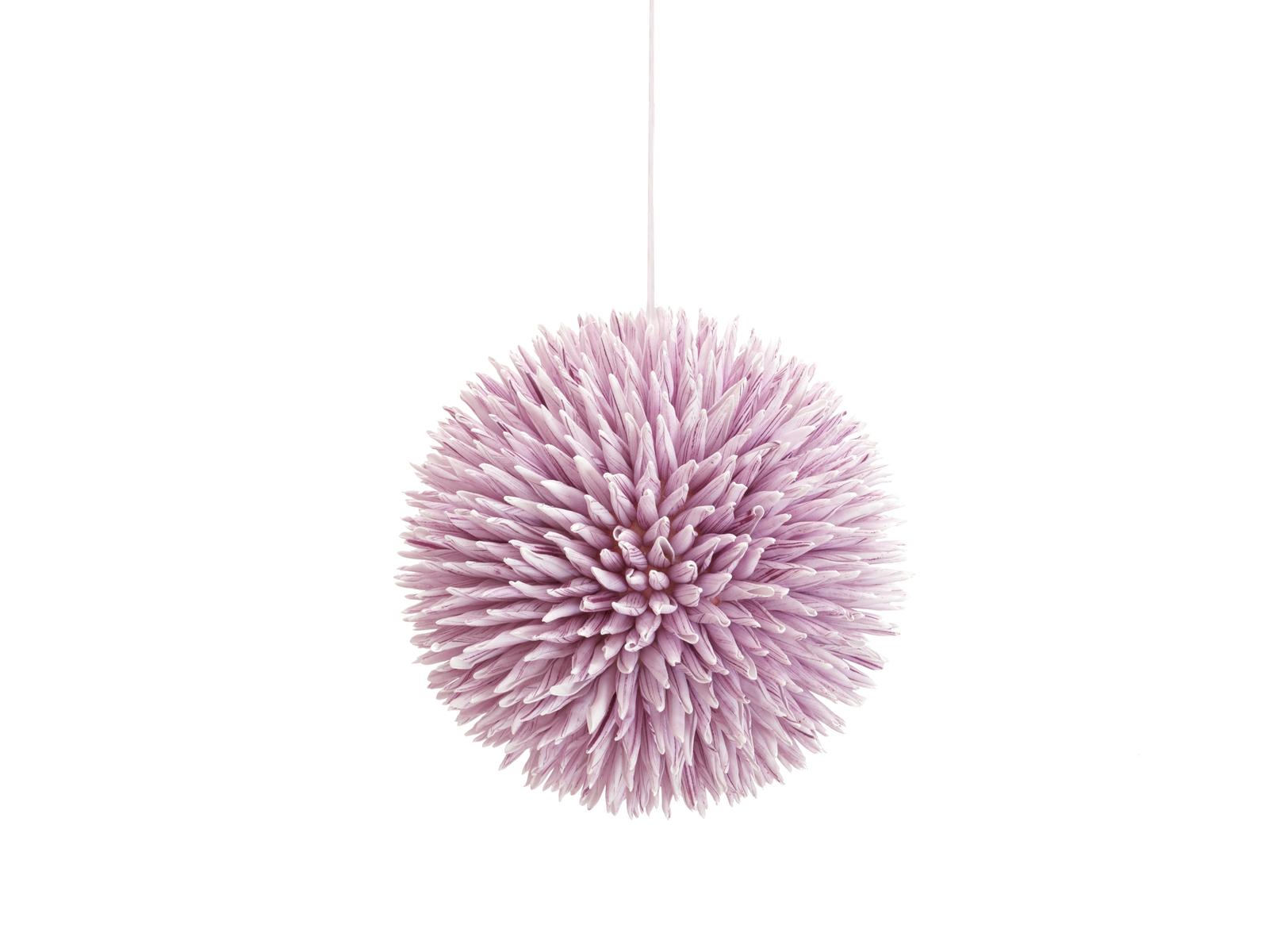 Sukulent koule (EVA), růžový, 20 cm