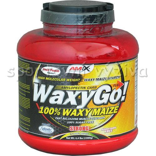 Waxy Go! 2000g-fruit-punch