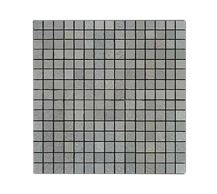 Mozaika z andezitu Parquet Black Candi - 1× síťka