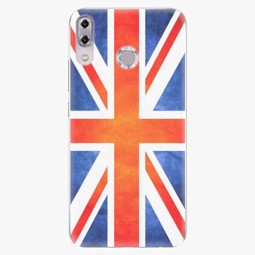 Plastový kryt iSaprio - UK Flag - Asus ZenFone 5Z ZS620KL