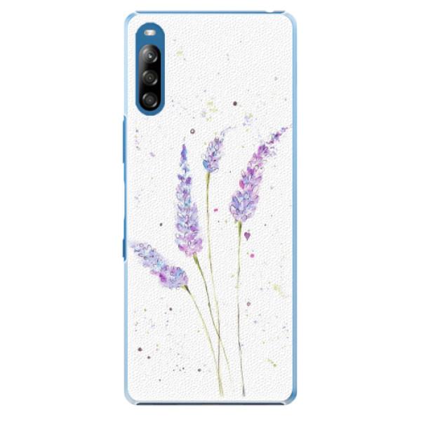 Plastové pouzdro iSaprio - Lavender - Sony Xperia L4