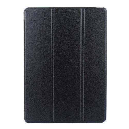 Kožený kryt / pouzdro Smart Cover iSaprio pro iPad Air 2 černý
