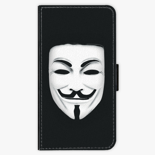 Flipové pouzdro iSaprio - Vendeta - Lenovo Moto G5