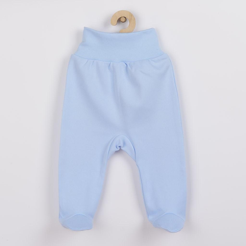 Kojenecké polodupačky New Baby - modrá/80 (9-12m)