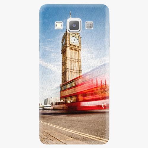 Plastový kryt iSaprio - London 01 - Samsung Galaxy A3