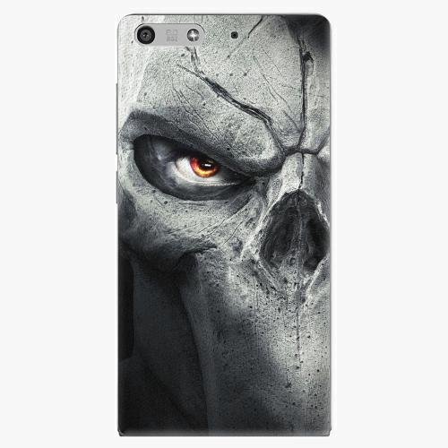 Plastový kryt iSaprio - Horror - Huawei Ascend P7 Mini