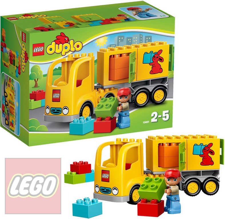 LEGO DUPLO Auto nákladní 10601 STAVEBNICE