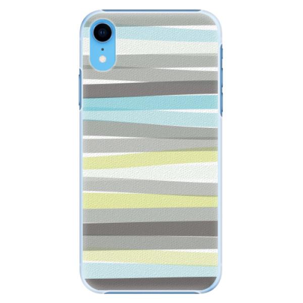 Plastové pouzdro iSaprio - Stripes - iPhone XR