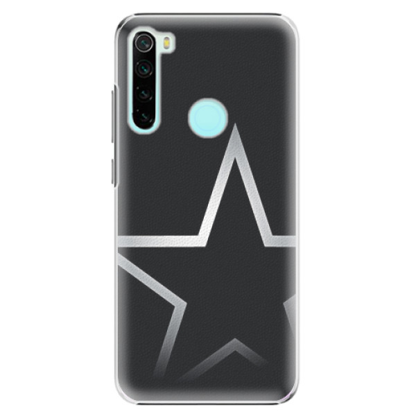 Plastové pouzdro iSaprio - Star - Xiaomi Redmi Note 8