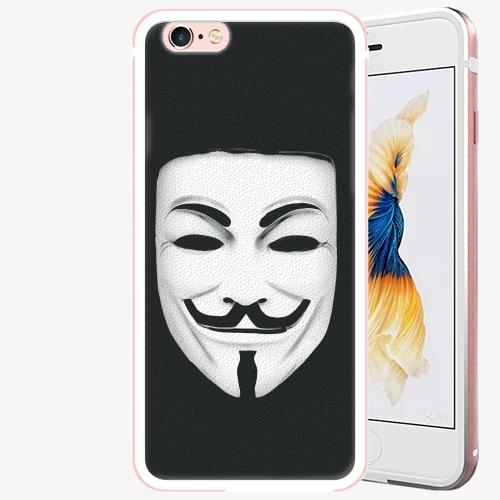 Plastový kryt iSaprio - Vendeta - iPhone 6/6S - Rose Gold