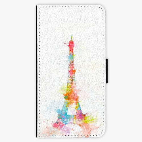 Flipové pouzdro iSaprio - Eiffel Tower - iPhone 7 Plus