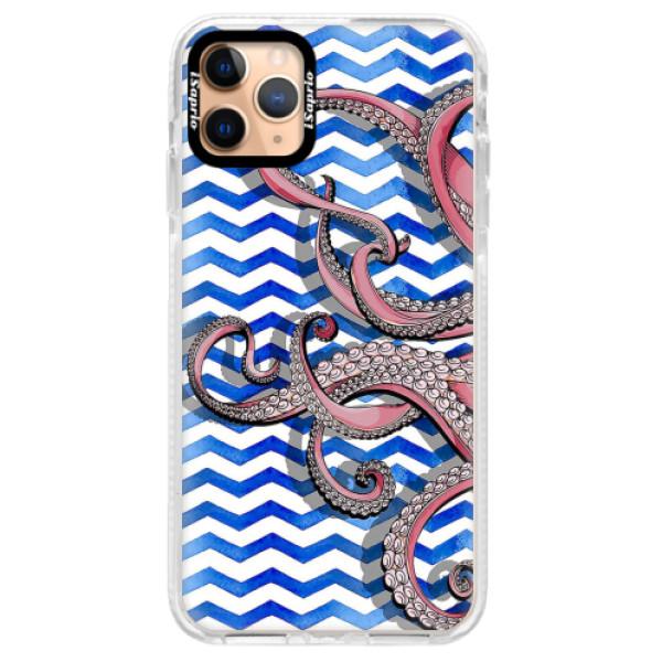 Silikonové pouzdro Bumper iSaprio - Octopus - iPhone 11 Pro Max