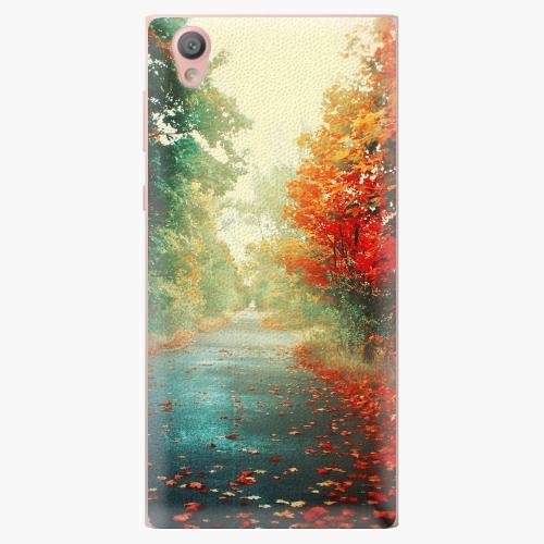 Plastový kryt iSaprio - Autumn 03 - Sony Xperia L1