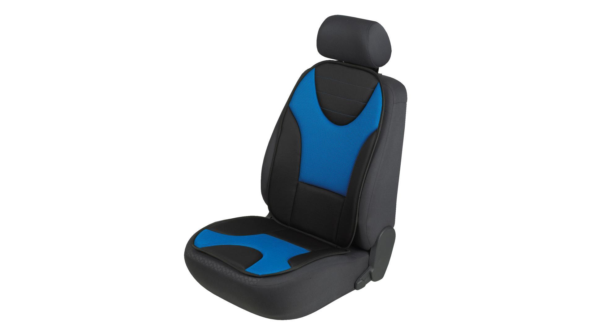 Walser Car Seat Pad Grafis Sao Paulo blue