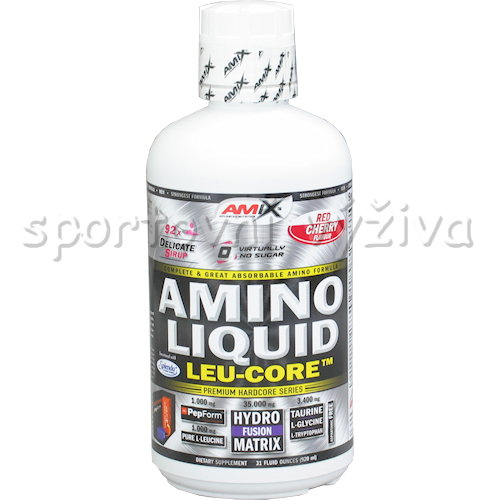 Amino Liquid Leu-CORE - 920ml-chocolate