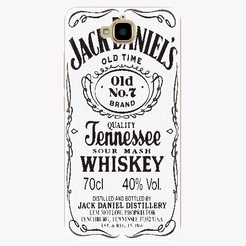 Plastový kryt iSaprio - Jack White - Huawei Y6 Pro