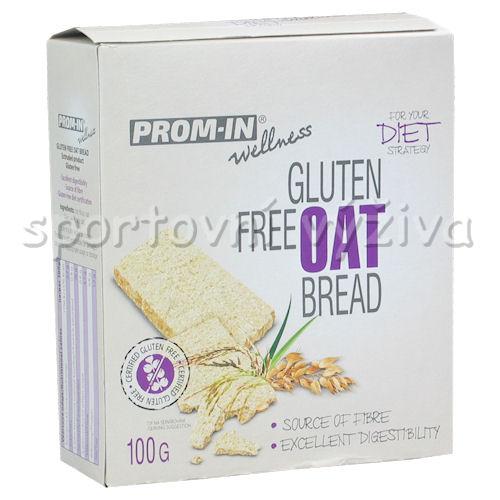 Bezlepkový ovesný chléb 100g