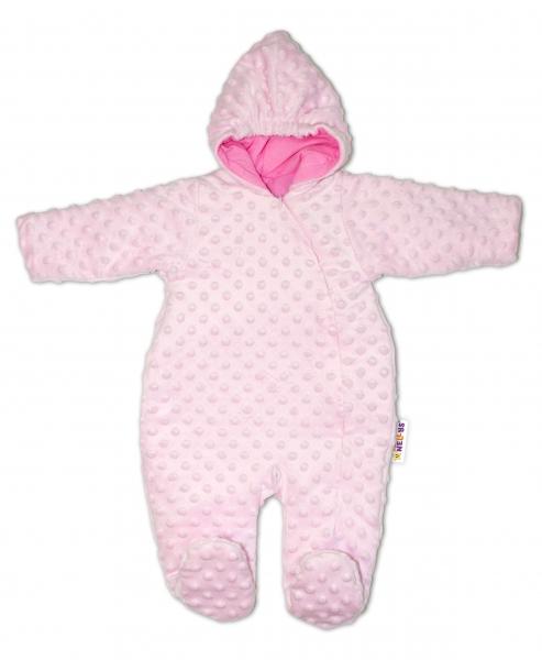 baby-nellys-kombinezka-overalek-minky-zateplena-ruzova-vel-74-74-6-9m