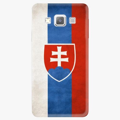 Plastový kryt iSaprio - Slovakia Flag - Samsung Galaxy A5