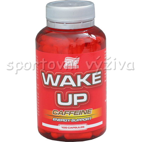 Wake Up Caffeine 100 kapslí