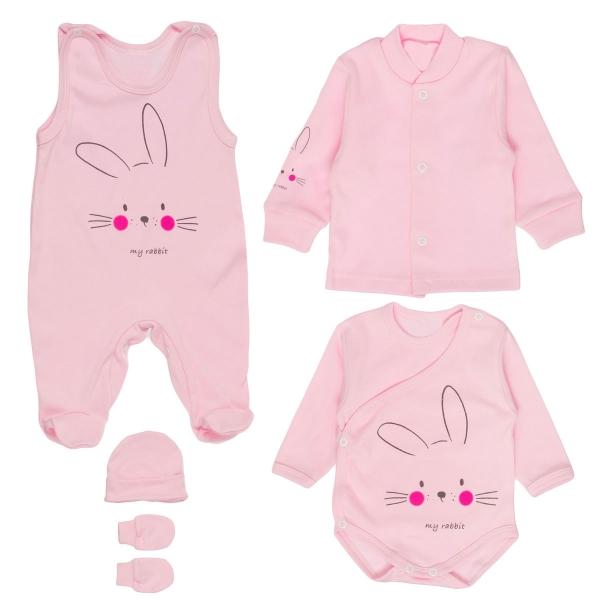 MBaby Soupravička do porodnice 5D - My Rabbit