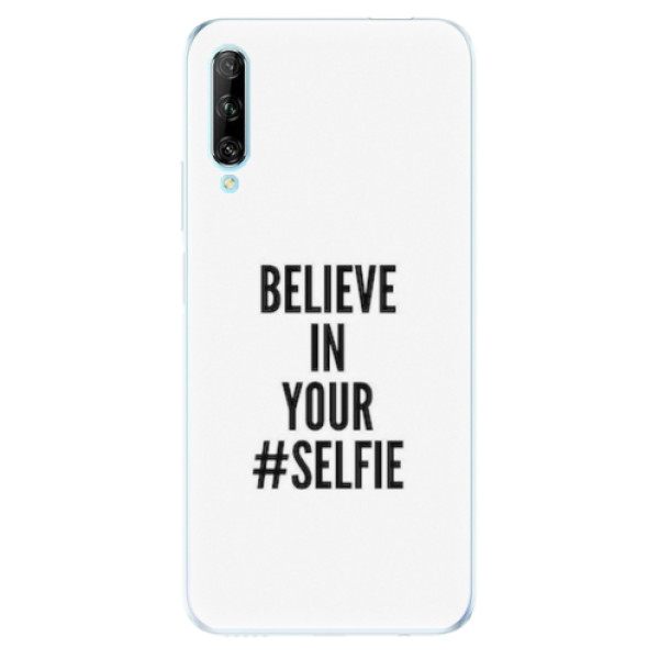 Odolné silikonové pouzdro iSaprio - Selfie - Huawei P Smart Pro