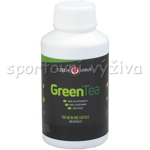 Green Tea 300mg 100 kapslí