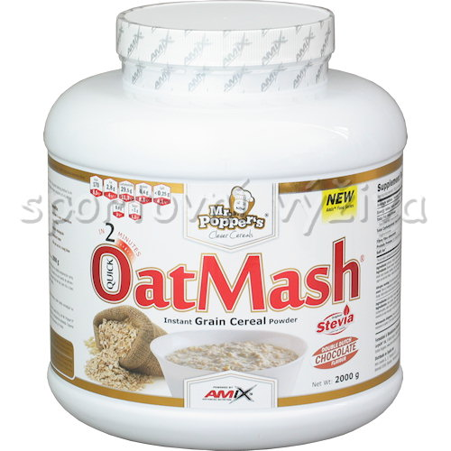Oat Mash - 2000g-natural-pure