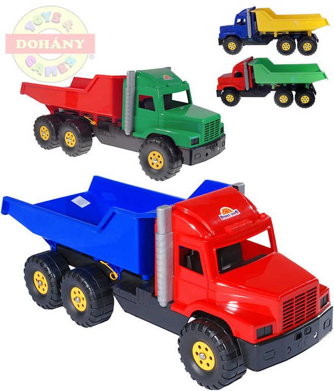 MAD Auto nákladní 80cm sklápěčka na písek (Tatra) různé barvy