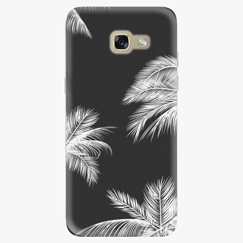 Plastový kryt iSaprio - White Palm - Samsung Galaxy A5 2017