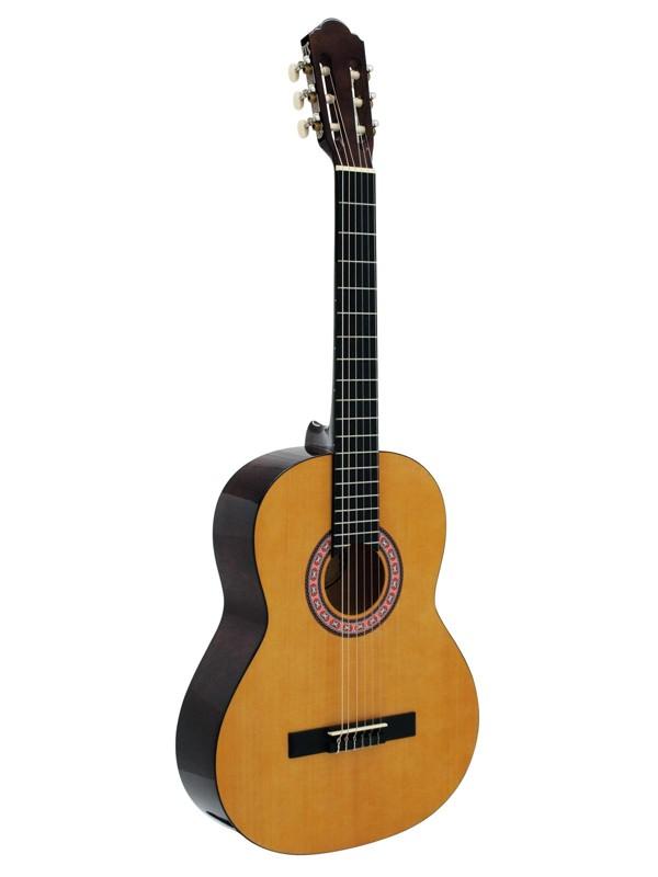 Dimavery AC-303 klasická kytara, přírodní